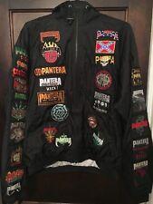 Jacket (signed) Flags, Buttons, Hat, Pantera Belt Buckles Dimebag Darrell