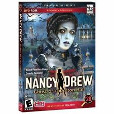 Nancy Drew: Ghost Of Thornton Hall (MAC Compatible Only)
