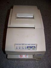 Epson TM-H6000 II POS Thermal Matrice TM-H6000II - RS-232 - M147B  - PSU