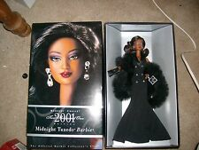 2001 Midnight Tuxedo Barbie Members Choice AA SUPER RARE HTF