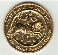 SAINT PIERRE D OLERON 1,50 EURO superbe représentation antique