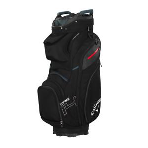 Callaway Org 14 Charcoal Black Golf Cart Bag 11 Pockets - New