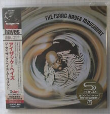 ISAAC HAYES-The Isaac Hayes Movement Japon SHM MINI LP CD OBI Nouveau UCCO - 9512