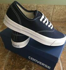 Converse Jack Purcell JP Signature Series Ox Sneaker Womens 9.5 Mens 8 M BLUE
