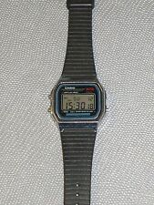 vintage CASIO 593  A159  LCD  JAPAN MADE IN FULL WORKING ORDER