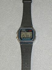 VINTAGE Casio 593 A159 LCD JAPAN MADE IN completo e funzionante