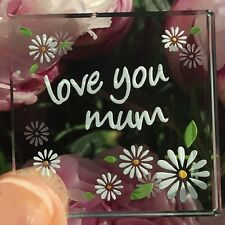 Spaceform Love You Mum Token Christmas Gift Ideas for Her & Mother 1413