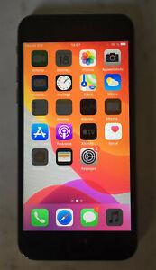 Apple iPhone 6s 64 Go Gris Sidéral Débloqué (faux contact bouton mode silence)