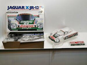 Tamiya 58352 1/10,R/C Jaguar XJR-12 Group C-Daytona Winner,Finished Body