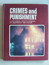 Crimes and Punishment  Volume 8 140 Pages Hard Cover Published 1974