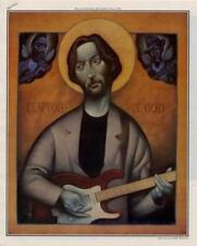 Eric Clapton Interview/article 1992 HJKL