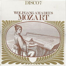 HIT PARADE DELLA GRANDE MUSICA - Disco 7 # WOLFGANG AMADEUS MOZART