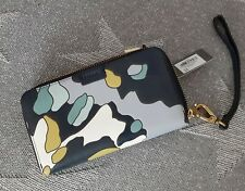 Fossil Womens Phone Case/Wallet/Purse Navy Blue New with Tag