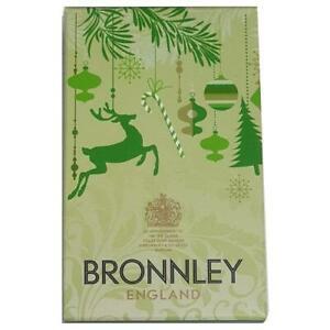 Bronnley Apple & Cinnamon Soap Xmas Pack 100g ( Color May Vary)