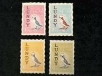 Großbritannien Lundy 1962 - Europa Marken
