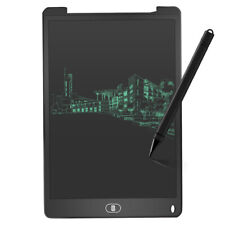 12 inch Digital LCD Writing Tablet Electronic Drawing Pads Board (Black) SL#