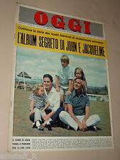 OGGI=1964/28=LUCIA BOSE=LONGARONE=BARBARA HUTTON=DUILIO LOI=UGO TOGNAZZI=