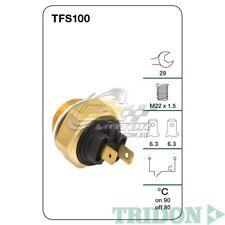 TRIDON FAN SWITCH FOR Alfa Romeo Alfasud 03/74-12/88 1.2L, 1.5L Petrol