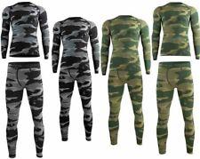Funktions Thermo Unterwäsche Sportunterwäsche Unterhose Shirt Funktionswäsche