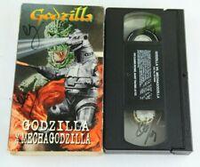 Godzilla Vs. Mechagodzilla VHS Tape StarMaker Home Video 1997