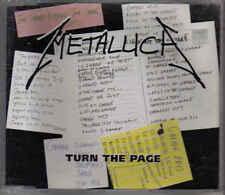 Metallica-Turn The Page cd maxi single