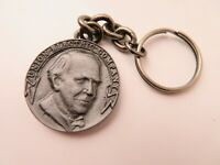 Union Electric Company Centennial of Light 1879-1979 Key Chain Ring
