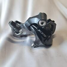 Shimano 105 5700 RD-5701 10 Speed Short Cage Rear Derailleur Black, 9/10 EXC+