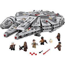 LEGO Star Wars Millennium Falcon (75105) *BRAND NEW NO BOX* Read Description*