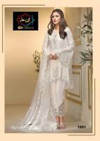 Pakistani Anaya Designer Suit Wedding Dress Chiffon Collection Shalwar Kameez