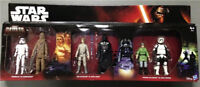 lot of 6 Star Wars Action Figure box set 3.75""