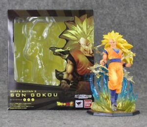 DBS - Son Goku Super Sayan 3 - Bandai Action Figure FiguartsZERO - 17 cm - NUOVO