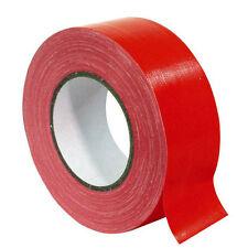 0,14 €/M rojo pro tejidos cinta adhesiva de tejido rojo banda tanques banda musikato 0030005430
