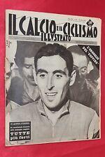Rivista Sportiva IL CALCIO e il CICLISMO ILLUSTRATO Anno 1961 N°29 CARLESI