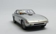 Cult Models CLTL104-2 - Lamborghini Islero (1968) - silver metallic 1/18