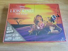 NEW SEALED 2019 THE LION KING CARDINAL WOODEN BOARD GAME