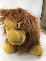 """Disney 24"""" Plush ADULT SIMBA Large LION KING Stuffed Animal Puppet Movement"""