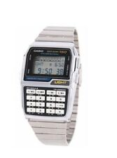 casio DBC-1500 New Original Databank Calculator Mens Watch Rare 150 Memory
