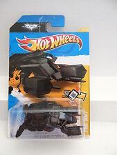 Hot Wheels 2012 New Models Batman The Dark Knight Rises THE BAT 27/247 (A+/A)