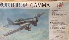 Sealed Northrop Gamma Sky Chief 1/72 Scale Model Kit #72-214 Texaco