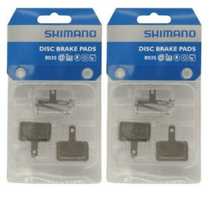 SHIMANO B03S Resin 2 Paar (B01S alt) Bremsbelag Bremsklotz Bremsscheibenbeläge