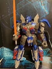 Hasbro Transformers Movie Lot Tlk Voyager Class Optimus Prime
