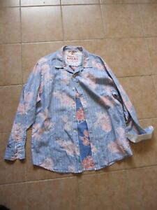 Tommy Bahama relax shirt L linen  100% Authentic
