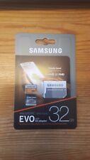 Samsung 32GB EVO Plus Micro SD SDHC UHS-I Class 10 Memory Card- Upto 95MB/S