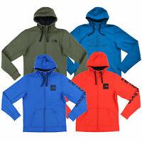 The North Face Mens Sweatshirt Hoodie Zip Up Performance Fleece Lined Jacket New