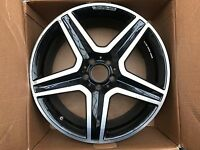 "GENUINE OEM MERCEDES BENZ 18"" GLA X156 AMG SPARE ALLOY WHEEL A1564010600"