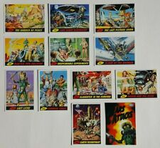 * Topps MARS ATTACKS Archives 1994 UNPUBLISHED 11 ELEVEN Cards Complete Subset