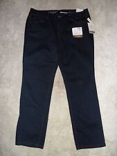 Sonoma Women's Slim Straight Stretch Jeans Size 14 PS NWT