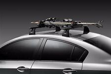 2010 - 2013 Mazda3 Mazda 3 Genuine OEM Removable Roof Rack Kit 4dr 0000-8L-L08
