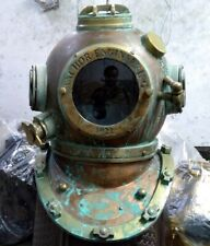 Antique Diving Helmet Best Marine Decorative Old Diving Helmet Vintage Metal