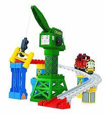 Mega Bloks 10517 - Thomas & Friends Thomas Cranky the Crane - NO INSTRUCTIONS